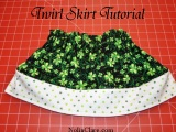 Twirl Skirt Tutorial