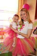 Landry's Enchanted Garden Birthday