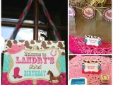 Landry's Cowgirl 3rd Birthday Party